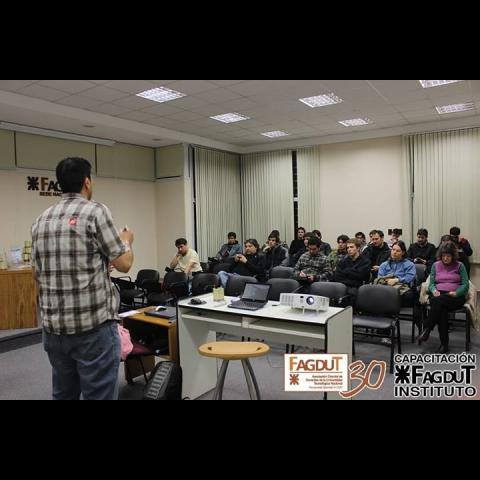 Clase Abierta Android 2014